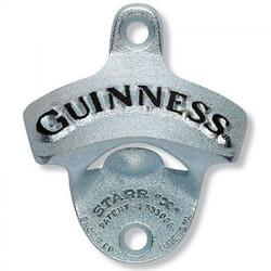 Guinness Wall Mount Bottle Opener