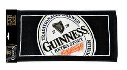 Guinness Eng. Label Bar Towel - 0819307013527