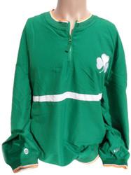 Green Ireland Windbreaker