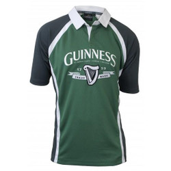 Guinness Ireland Rugby Jersey - 0811843013818
