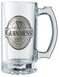Guinness Pewter Tankard