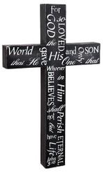 John 3:16 Cross