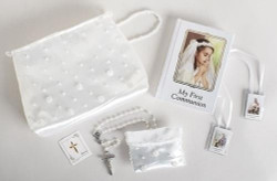 6 piece Communion Purse and Accessory Set
