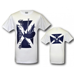Scottish Bagpipe T-Shirt
