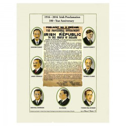 M. O'Rourke Limited Edition Proclamation Print