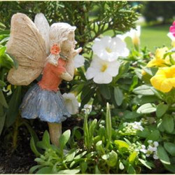 Fairy Garden Nancy Jean