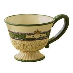 Claddagh Design Teacup