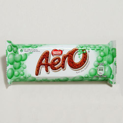 Aero Mint Chocolate Bar - 7613035058347