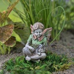 Fairy Garden Fairy Patrick