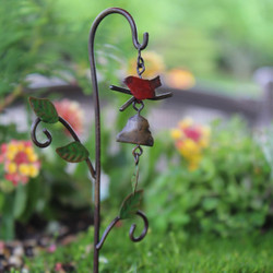 Fairy Garden Bird Windchime