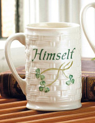 Belleek Himself Mug - 0766943031906