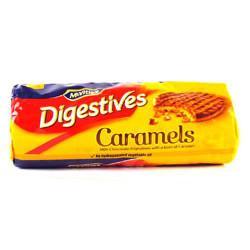 McVities Caramel Digestives