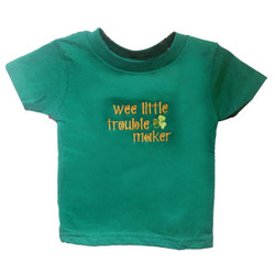 Wee Little Trouble Maker T-Shirt