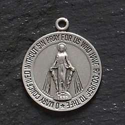 St. Mary Miraculous Medal