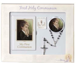 Boys 5 piece Communion Set