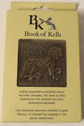 Book of Kells Horse Paperweight - 0799439101210