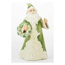 Irish Lace Santa