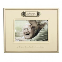 In Loving Memory Picture Frame - 0013051477479