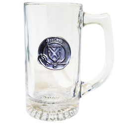 Pewter Scottish Emblem Mug