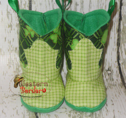 Irish Baby Cowboy Boots