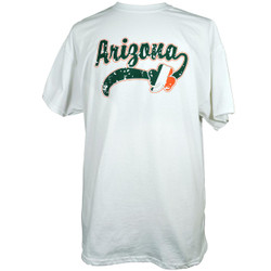 Arizona Shamrock Tshirt- Adult