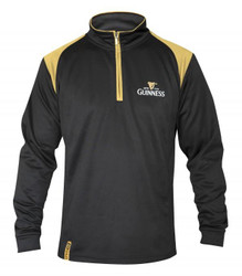 GUINNESS Classic Performance Zip Jacket