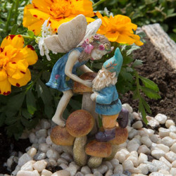 Fairy Garden Codey and Cassey