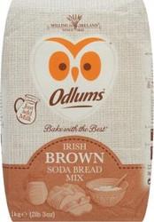 Odlum's Irish Brown Soda Bread