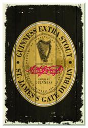 Guinness® Nostalic Sign