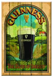 Guinness® Nostalic Sign Pint