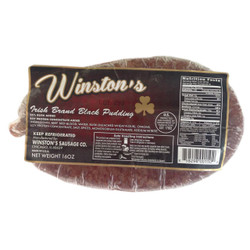 Winston's Black Pudding