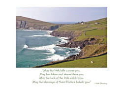 May The Irish Hills St. Patrick's Day card - 0608866069652