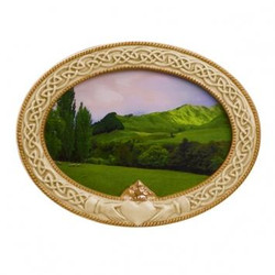 Claddagh Symbol Picture Frame
