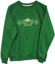Claddagh Crew Kelly Sweatshirt