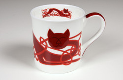 Celtic Cat Mug