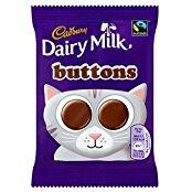 Buttons Chocolate Candy - 0000961032584