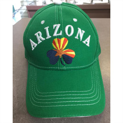 Arizona Irish Flag Cap - 0047977711126