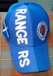 Rangers 3D Embroidered Hat