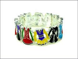 Child's Irish Dancer Dress Bracelet -