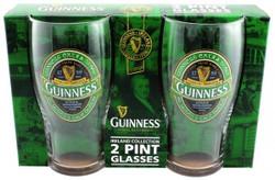 Guinness Ireland Pint Glass 2 Pack