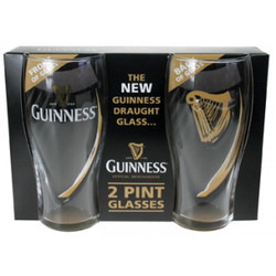 Guinness Embossed Gravity 2 Pack