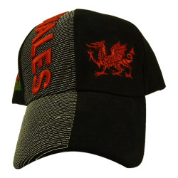 Adjustable Welsh Baseball Cap