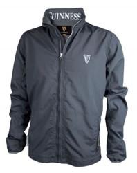 Guinness Gray Wind Breaker Jacket
