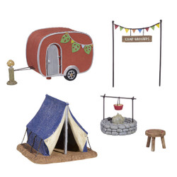 Camper Set 5 Piece