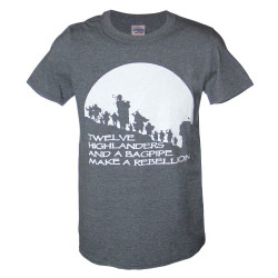 Bagpipe Rebellion Men's Tee