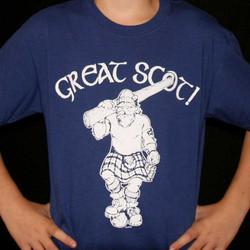 Great Scot Men's Tee