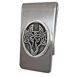 Celtic Dragon Money Clip