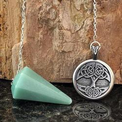 Celtic Tree of Life Pendulum