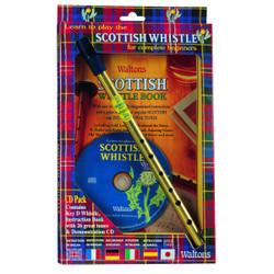Walton's Scottish Whistle CD Pack