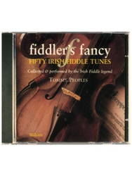 50 Irish Fiddle Solos CD Only